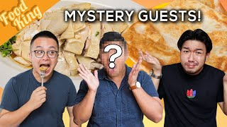 3 New Food King Hosts?!