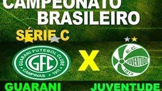 Guarani x Juventude, Brasileirão Série C 2015