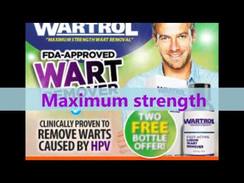 Wartrol Wart Removal Youtube