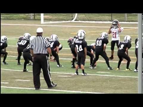 Morgan Hill Raiders Mitey Mite Highlights 2013
