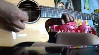 Kiếm Hiệp Tình Duyên( Võ Lâm Truyền Kỳ) Guitar Cover