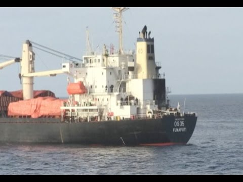 Thumbnail: Chinese Navy Rescues Tuvaluan Cargo Ship in Gulf of Aden