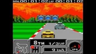 Pocket GT - GBC Gameplay