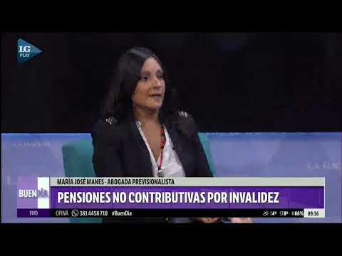 Columna Previsional: Pensiones No Contributivas Por Invalidez