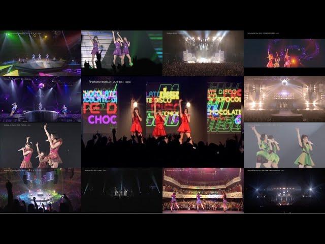 「チョコレイト・ディスコ」Stage Mix 〜お願い 想いが届くといいな〜Ver.