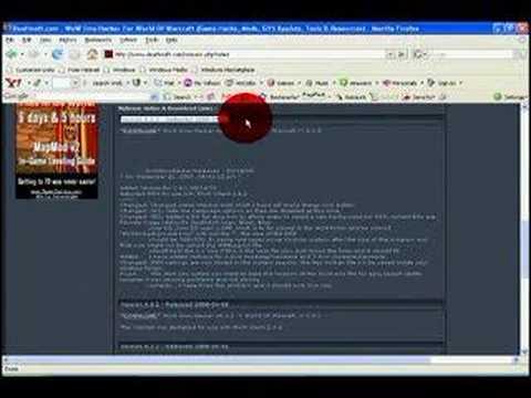 WoW Emu Hacker 2.4.2