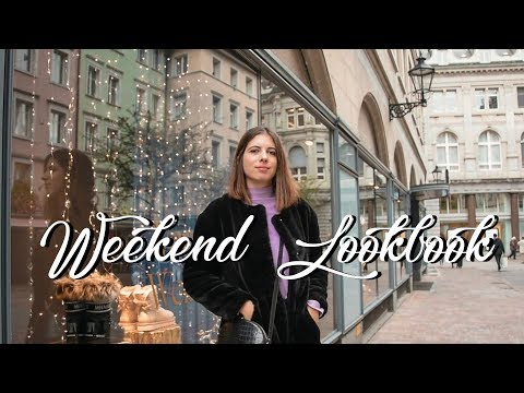 WEEKEND LOOKBOOK IN SWITZERLAND