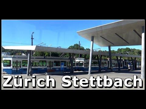 Bahnhof Stettbach - Verkehrsknotenpunkt Zürich Stettbach