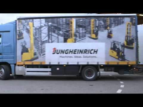 Job-Video: Auftragscenter Neugeschäft Flurförderzeuge IT