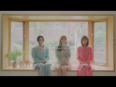 [Special Clip] Dreamcatcher(드림캐쳐) 시연, 한동, 가현 '모든 날, 모든 순간'