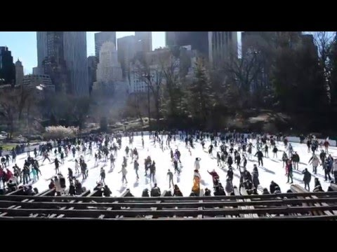 New York City - Wollman Rink (Central Park)