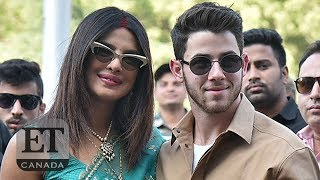 Nick Jonas And Priyanka Chopra's Wedding Weekend