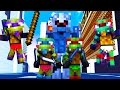 Minecraft - WHO'S YOUR DADDY? - BABY TEENAGE MUTANT NINJA TURTLES!