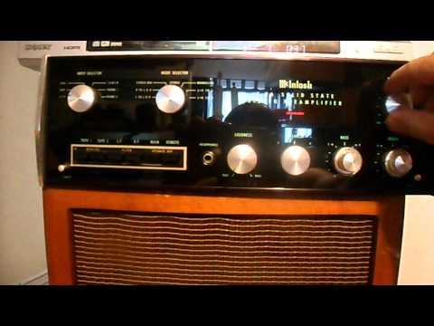 MCINTOSH C 26 MCINTOSH MC2200
