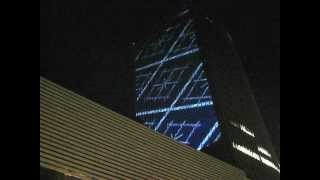 東京スカイツリーのプロジェクションマッピングの動画です。 5月12日...
