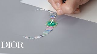 The savoir-faire of Tie & Dior jewels