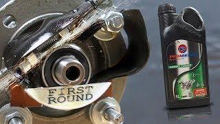 Primerol 10W60 Racing Jak skutecznie olej chroni silnik?