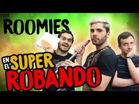 ROOMIES EN EL SUPERMERCADO | Paco Del Mazo