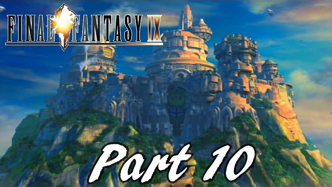 Final Fantasy IX HD Walkthrough Part 10 - Lindblum