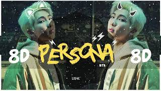 Baixar ⚠️ [8D AUDIO] BTS - PERSONA (MAP OF THE SOUL)  [USE HEADPHONES 🎧] | BASS BOOSTED | 방탄소년단 RM |  8D