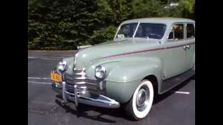 SOLD!!  Thank you!!  FOR SALE 1940 Oldsmobile 70 Series