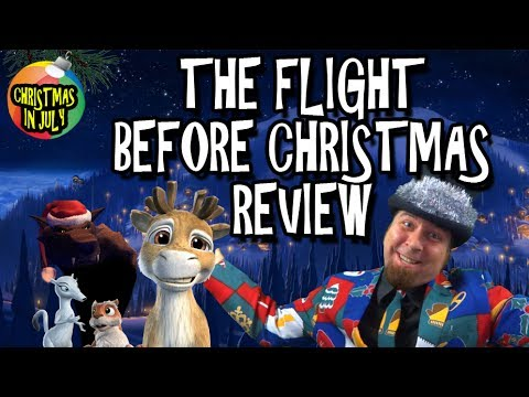 The Flight Before Christmas Review - YouTube