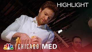 Power Drill Surgery - Chicago Med (Episode Highlight)