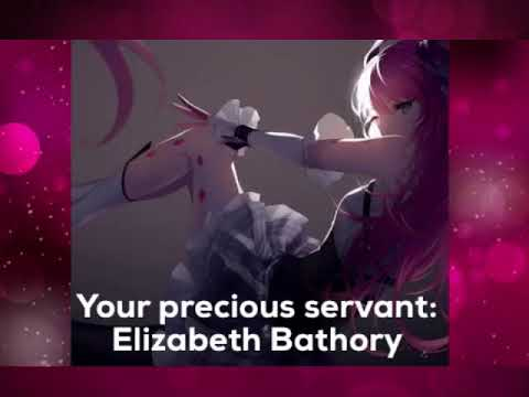 Elizabeth Bathory ASMR/Voice acting RP ~ 💗 (Fate/Grand Order)