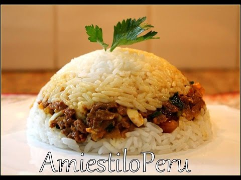 ARROZ TAPADO Arroz Relleno 2014 - YouTube