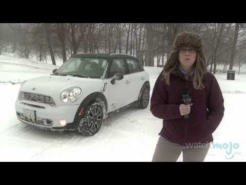 Test Drive: 2011 MINI Countryman S All4