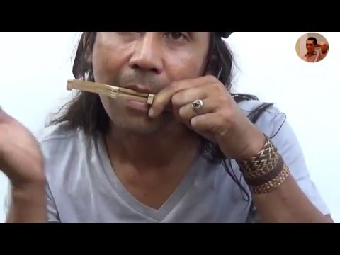 Cover Lagu Karinding Alat Musik Tradisional Sunda (Kang Yoyo) Kasepuhan Cipta Gelar STAFABAND