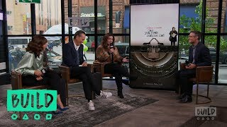 Melissa McCarthy, Richard E. Grant & Dolly Wells Discuss
