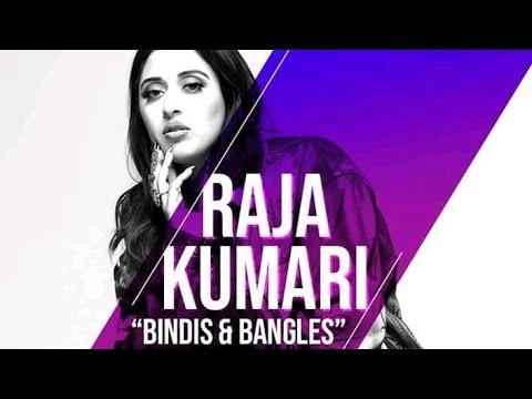 Raja Kumari - Bindis and Bangles ( unofficial Lyrics) Lyrics video