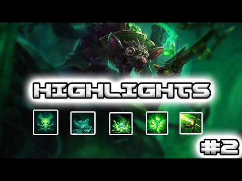 Stylox - HIGHLIGHTS #2 : TWITCH SOLO CARRY