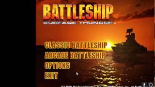 Battleship: Surface Thunder part 1 - Arcade was fun