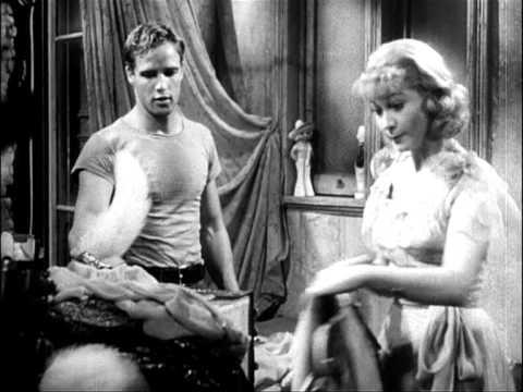 A Streetcar Named Desire (1951) Trailer