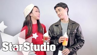StarStudio - MayWard: Maymay and Edward interview each other
