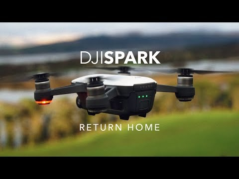 DJI SPARK / HOW GOOD IS THE RETURN TO HOME?