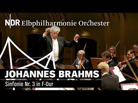 Brahms Sinfonie Nr. 3 in F-Dur mit Dohnányi | NDR