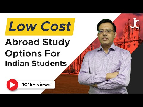 Excellent and  Low Cost  Abroad Study Options for Indian Students