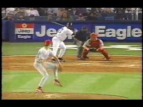 1998 Phillies at NY Yankees