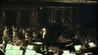 Beethoven   Concerto per Piano e Orchestra N  5   Op  73   Imperatore   Zimerman   Wiener Philharmon