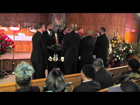 The House of Johnson Funeral Home Elite Honor Guard Pallbearers