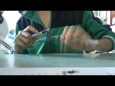 Pen Tapping - Beautiful In White - By Minh