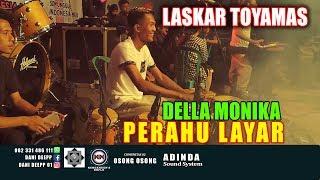 Download PRAHU LAYAR - DELLA MONIKA feat ADER NEGRO(Live)TOYAMAS