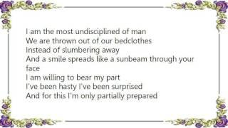 Lambchop - Prepared 2 Lyrics