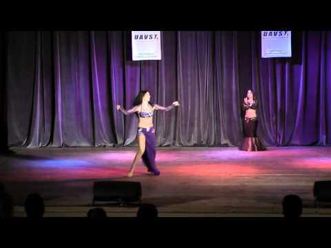 Eurasia Chempioship final Belly Dance