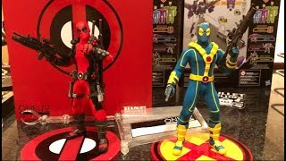Episode 177 - TOY HUNTING with Tay Tay and P Dawg! Deadpool and Daredevil MEZCO SHOWCASE!