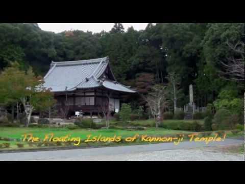 The Floating Islands of Kannon-ji Temple!