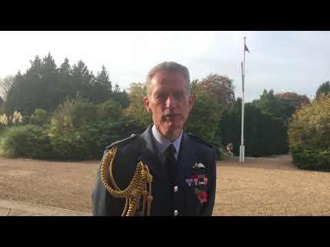 Air Chief Marshal Stephen Hillier: why I wear my poppy
